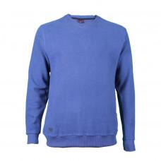 Джемпер мужской хлопковый  TLITON 6061 синий