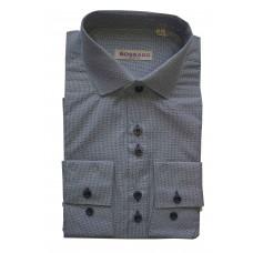 Рубашка Bossado серая BCT 966 SF