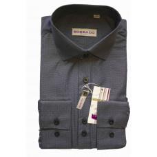 Рубашка Bossado темно-серая BCT 967SF