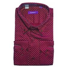 Рубашка CARAT красного цвета DS-3
