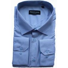 Сорочка мужская голубого цвета Piero Lusso 166D