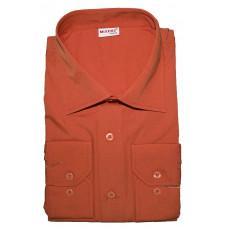 Рубашка с коротким рукавом MIXERS кораллового цвета