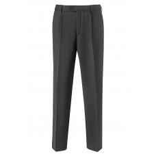 Классические утепленные мужские брюки на флисовой основе Б943Ф