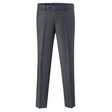Классические утепленные зимние  мужские брюки на тонком флисе Б944Ф