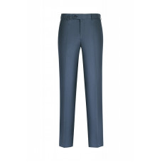 Летние серо-синие мужские брюки Stenser 958