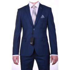 """Синий мужской костюм """"Ривьера"""""""