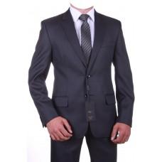 Мужской костюм серого цвета АВ-8