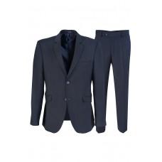 Мужской костюм синего цвета Stenser K.24P