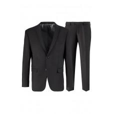 Мужской классический деловой черный костюм К5157