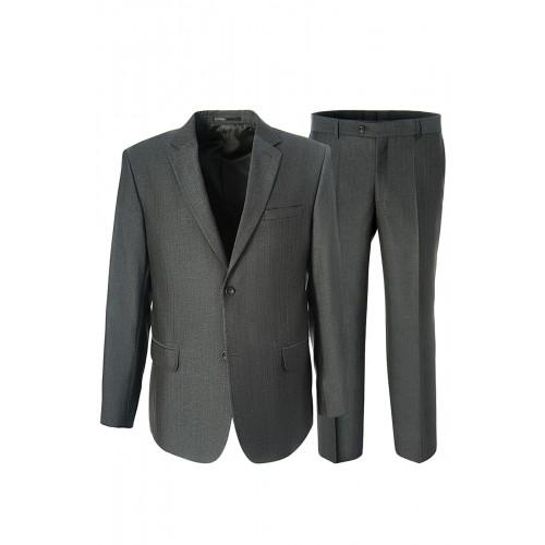 Мужской костюм серого цвета Stenser 924.