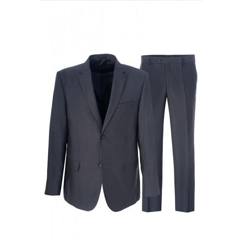 Мужской  классический деловой костюм Stenser 925