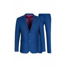Мужской костюм синего цвета Sternser К5166