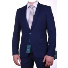 """Мужской костюм синего цвета Jason Smith """"Хеопс"""""""