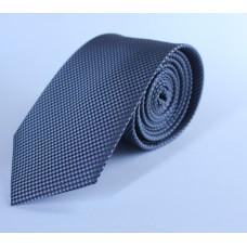 Галстук серого цвета 0011