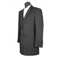 Пальто мужское серого цвета